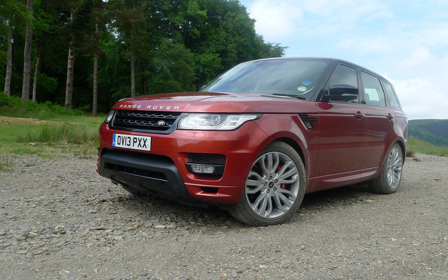 Range Rover Sport 2013 pictures and first drive - photo 7