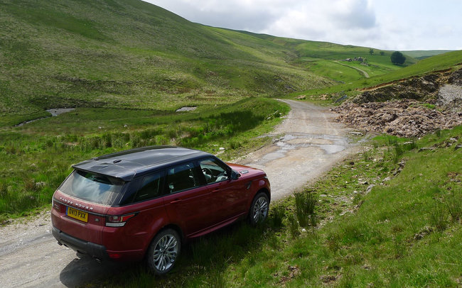 Range Rover Sport 2013 pictures and first drive - photo 9