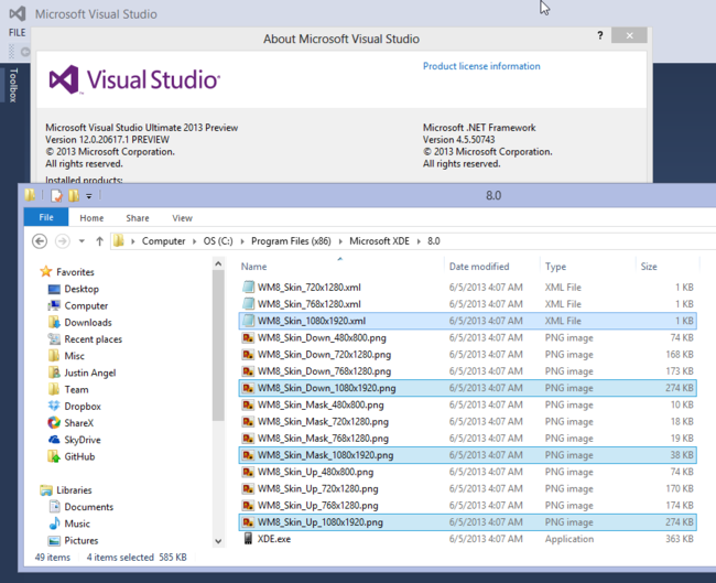 Windows Phone 8 full HD displays incoming? Emulator files suggest so - photo 2