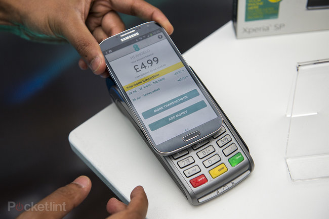 EE Cash on Tap brings SIM-based mobile payments through MasterCard - photo 1