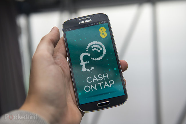 EE Cash on Tap brings SIM-based mobile payments through MasterCard - photo 2