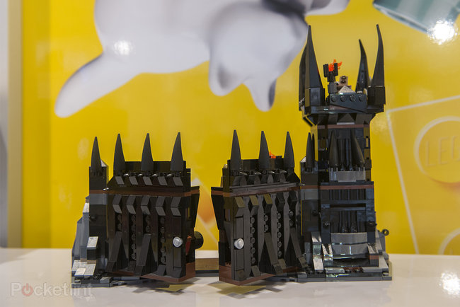 Lego Lord of the Rings 'Battle at the Black Gate' and other 2013 LOTR sets pictures and hands-on - photo 9