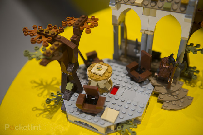 Lego Lord of the Rings 'Battle at the Black Gate' and other 2013 LOTR sets pictures and hands-on - photo 3