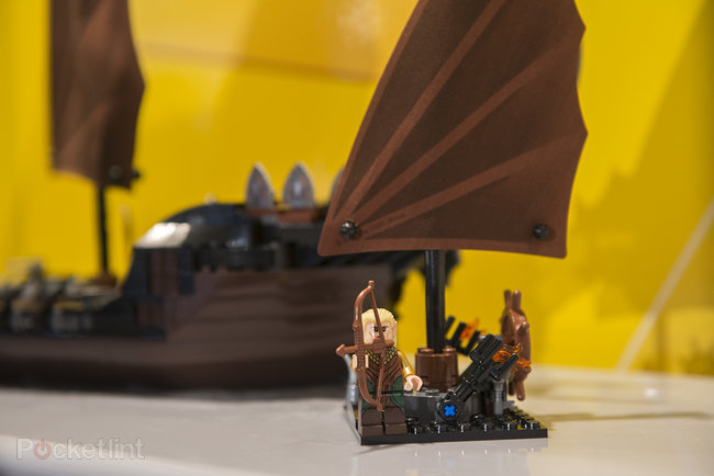 Lego Lord of the Rings 'Battle at the Black Gate' and other 2013 LOTR sets pictures and hands-on - photo 7