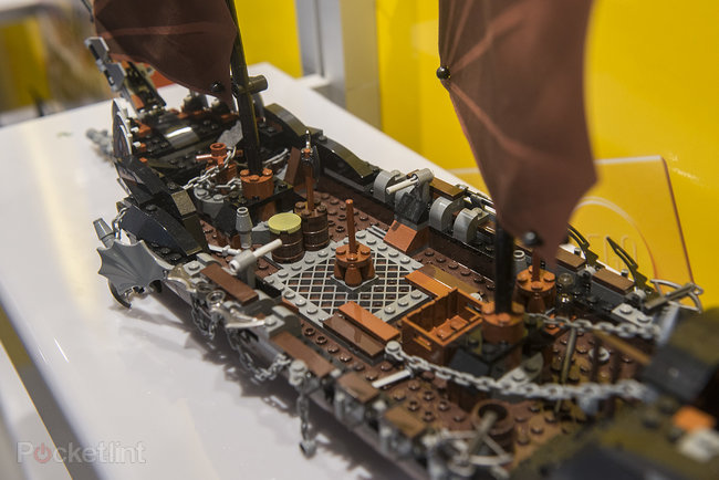 Lego Lord of the Rings 'Battle at the Black Gate' and other 2013 LOTR sets pictures and hands-on - photo 8