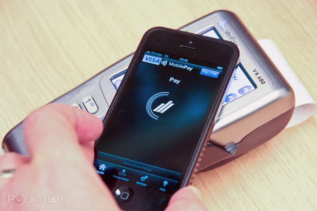 iCarte 5 for iPhone 5 pictures and hands-on: turn your iPhone into a contactless payment device - photo 1