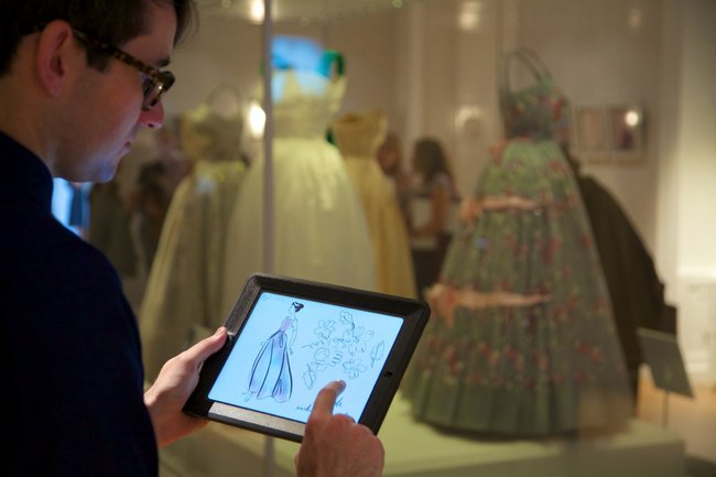 Paper iPad app turns Royal fashion exhibit interactive at Kensington Palace - photo 10