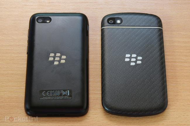 BlackBerry Q5 - photo 22
