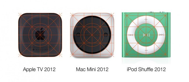 iOS 7 colour scheme draws on Apple's classic logo - photo 2