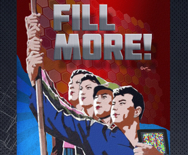 App of the day: Fill More! review (iPhone) - photo 1