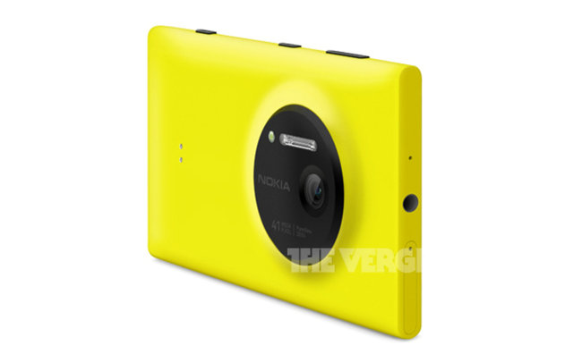 Another round of Nokia Lumia 1020 press pics leak, camera grip confirmed - photo 2