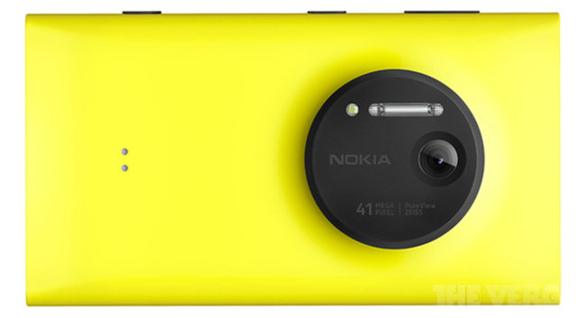 Another round of Nokia Lumia 1020 press pics leak, camera grip confirmed - photo 3