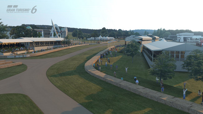 Goodwood Festival of Speed to feature in Gran Turismo 6, great screens reveal all - photo 9