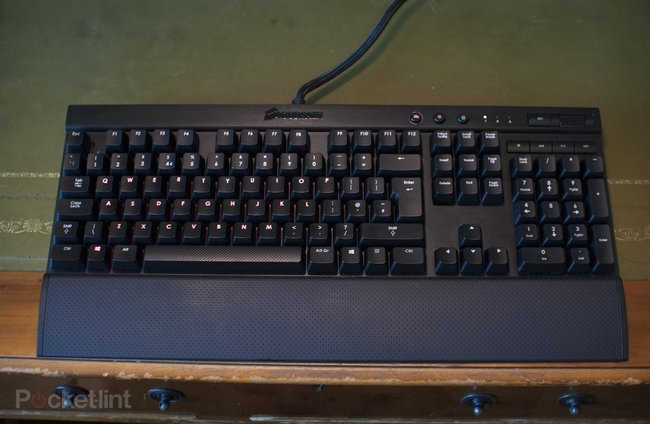 Corsair K70 gaming keyboard review - photo 19