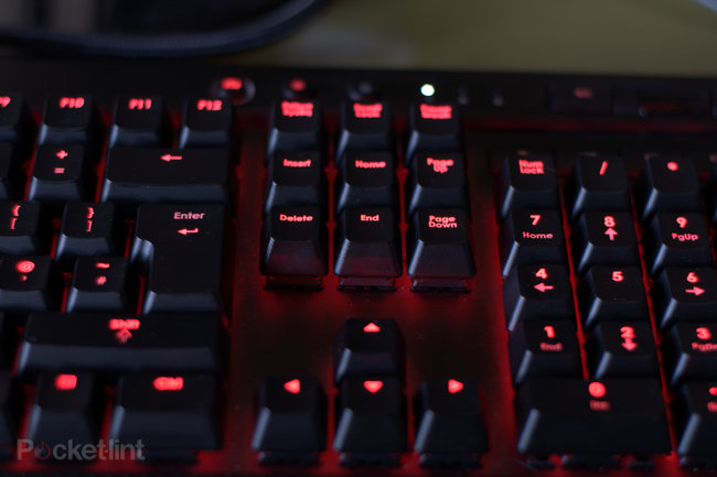 Corsair K70 gaming keyboard review - photo 3