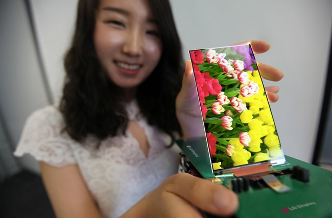LG Display reveals world's thinnest 1080p LCD panel for smartphones, to be used on Optimus G2? - photo 2