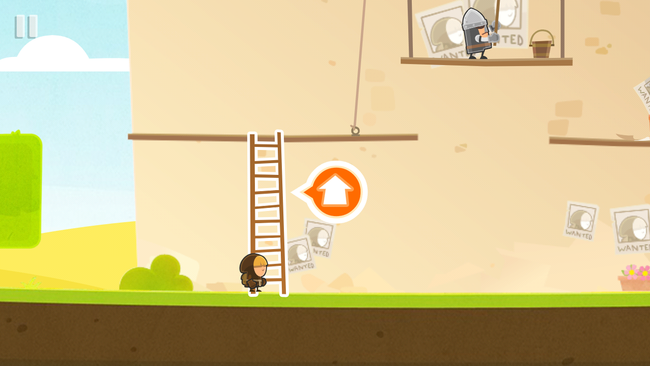 App of the day: Tiny Thief review (Android) - photo 3