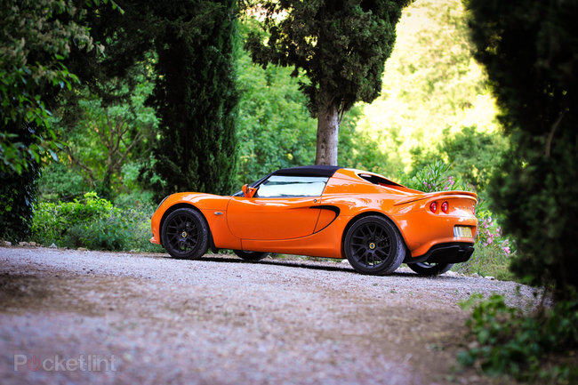 Lotus Elise S review - photo 2