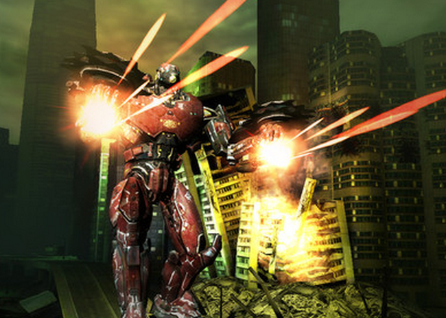 Pacific Rim for iOS game hits App Store for movie's opening weekend - photo 2