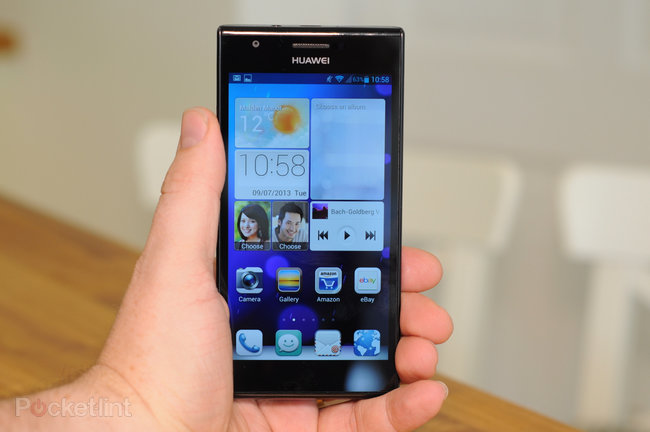 Huawei Ascend P2 - photo 1