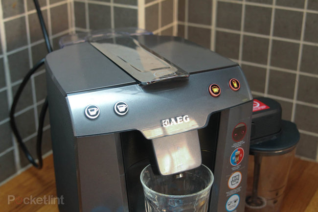 A Modo Mio Favola Cappuccino coffee machine review - photo 2