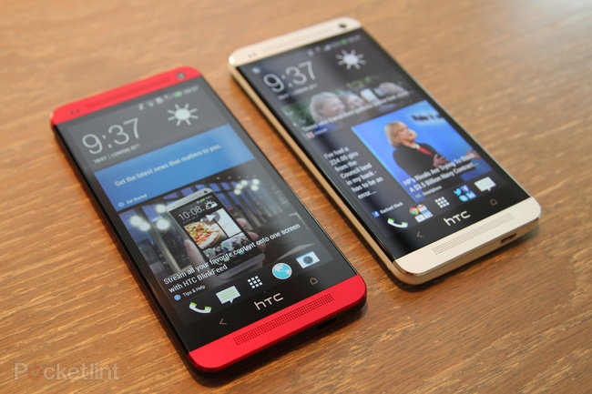 HTC One Glamour Red pictures and hands-on - photo 3