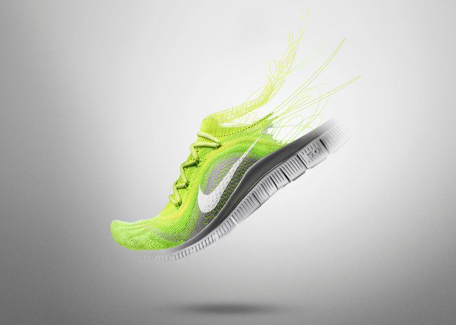 Nike Free Flyknit official: New running shoe merges two key technologies for optimum performance - photo 1