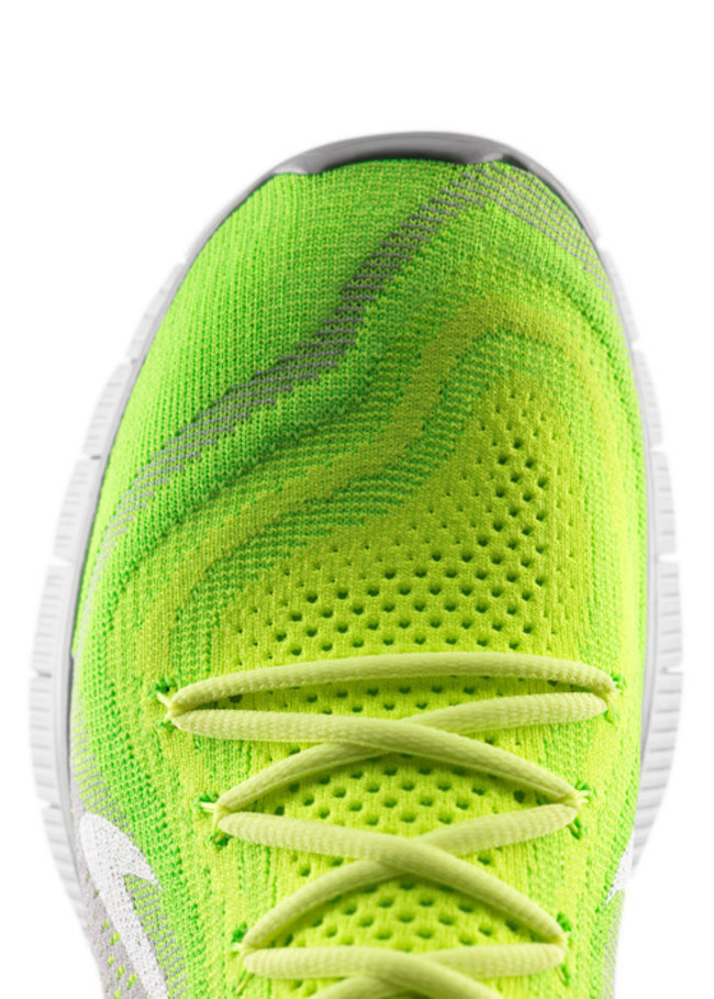Nike Free Flyknit official: New running shoe merges two key technologies for optimum performance - photo 2