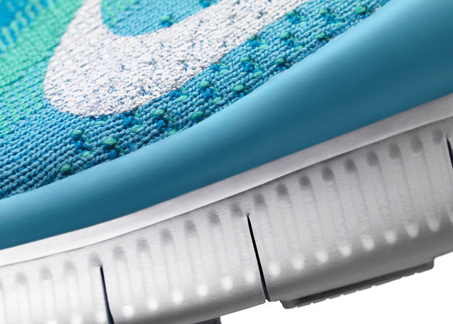 Nike Free Flyknit official: New running shoe merges two key technologies for optimum performance - photo 9
