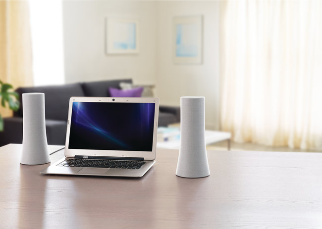 Logitech Bluetooth Speakers Z600 coming in August to help rid your desktop of wires - photo 7