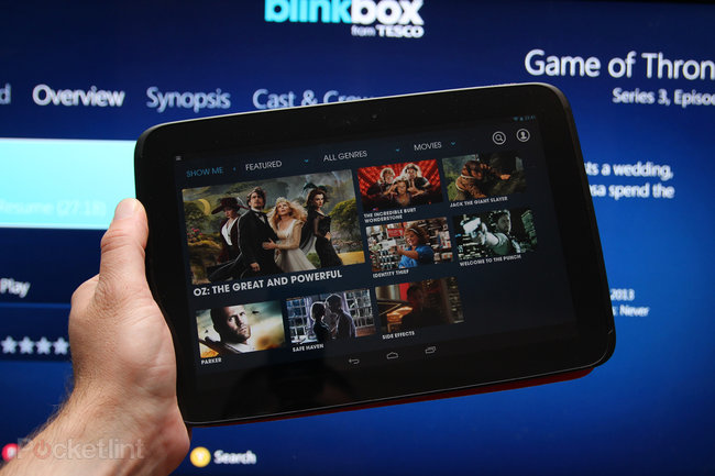 App of the day: Blinkbox review (Android) - photo 1