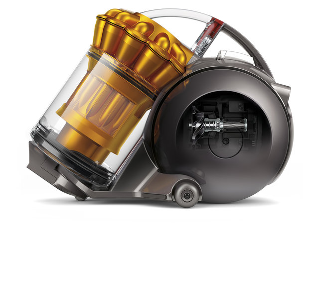 Dyson DC49: Mini vacuum cleaner that is no bigger than a sheet of A4 paper - photo 1
