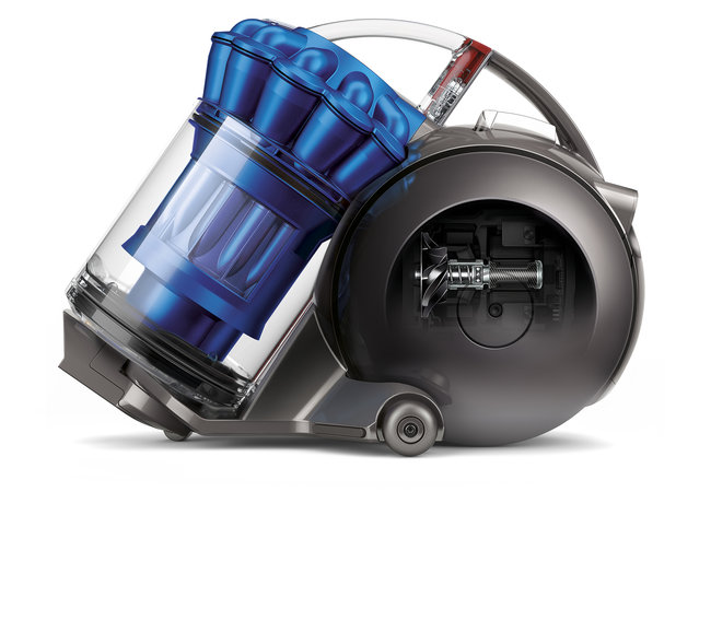 Dyson DC49: Mini vacuum cleaner that is no bigger than a sheet of A4 paper - photo 3