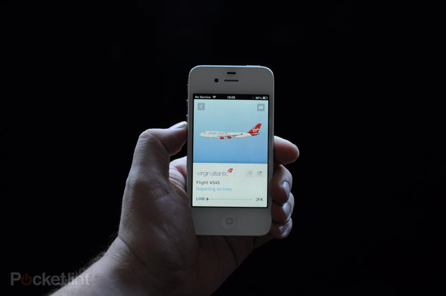 App of the day: Flight Finder review (iPhone) - photo 1