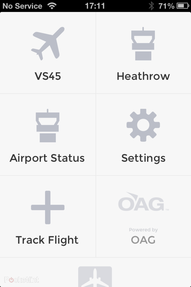 App of the day: Flight Finder review (iPhone) - photo 5