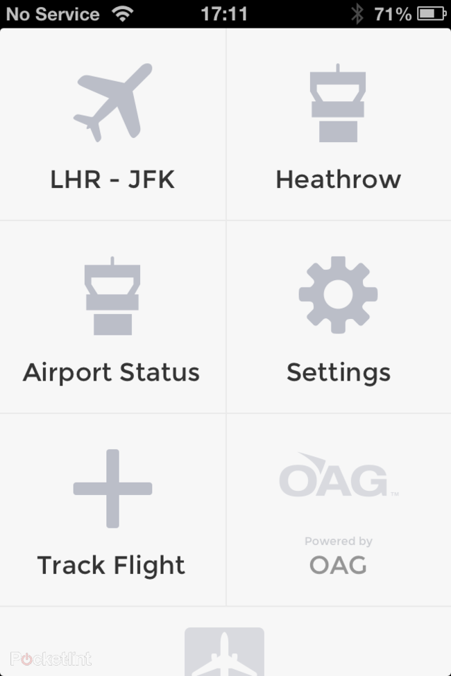 App of the day: Flight Finder review (iPhone) - photo 6