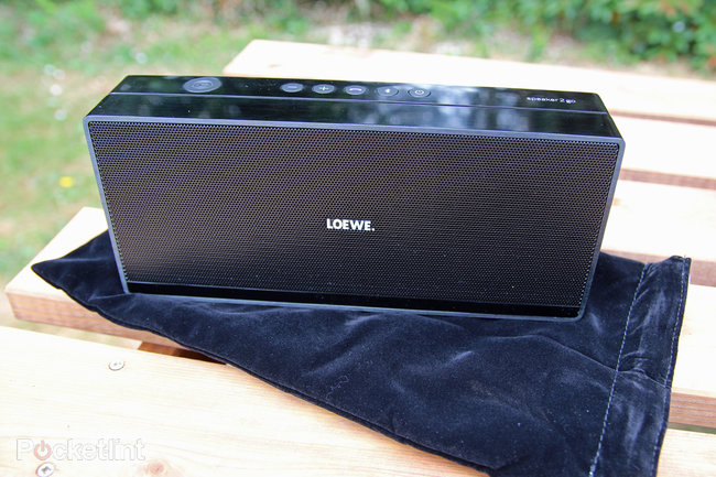 Loewe Speaker 2go review - photo 11