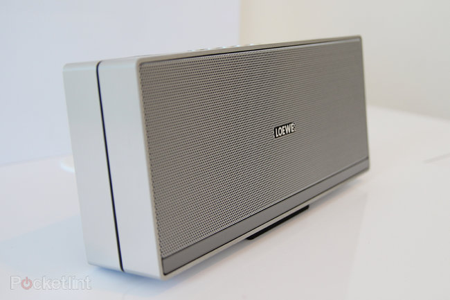 Loewe Speaker 2go has apt-X Bluetooth, NFC and portability for £269 - photo 1