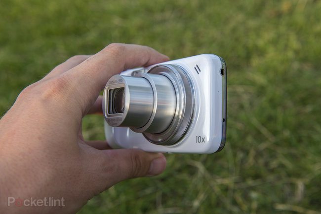 Samsung Galaxy S4 Zoom review - photo 2