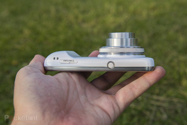Samsung Galaxy S4 Zoom review - photo 5