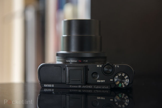 Sony Cyber-shot RX100 II review - photo 3