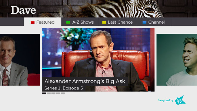 Dave catch-up service now available on YouView - photo 4