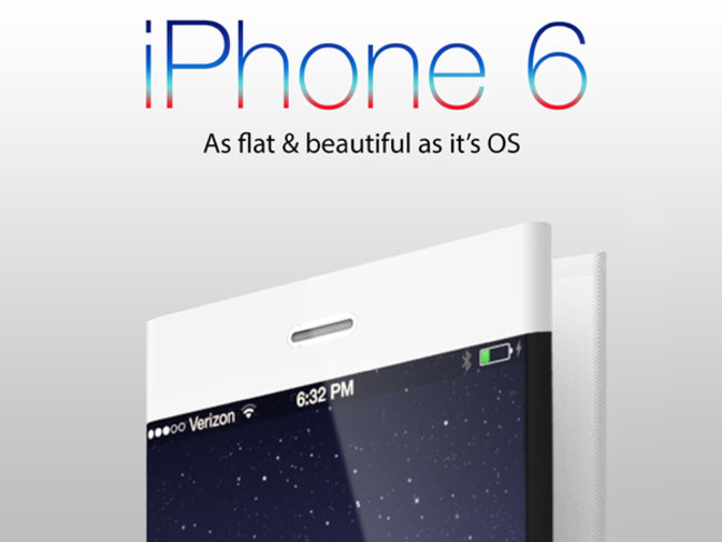 Flat iPhone 6 concept entertains foldable, 3-in-1 screen size idea - photo 3