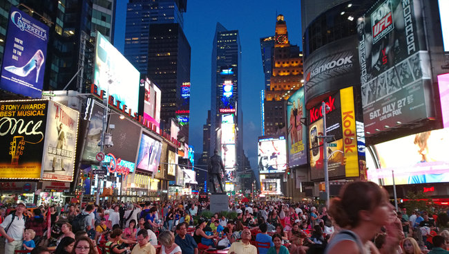 Nokia Lumia 1020: We test the new camera in New York, is it really that good? - photo 1