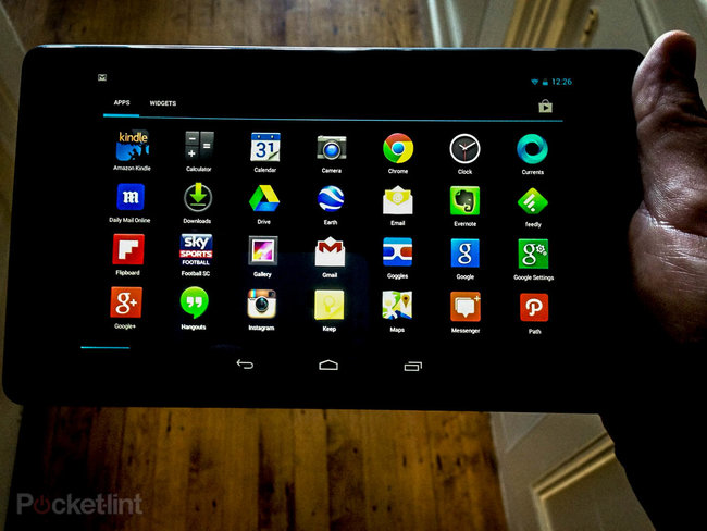 Nexus 7 (2013) pictures and hands-on: Yes, the screen really is that good - photo 11