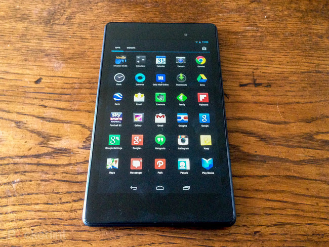Nexus 7 (2013) pictures and hands-on: Yes, the screen really is that good - photo 7