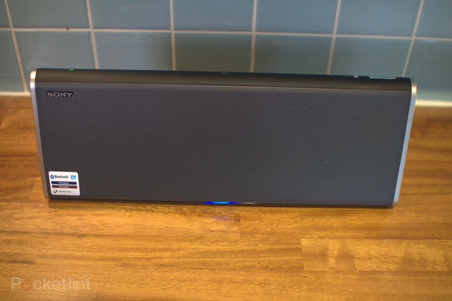 Sony SRS-BTX500 bluetooth speaker review - photo 8