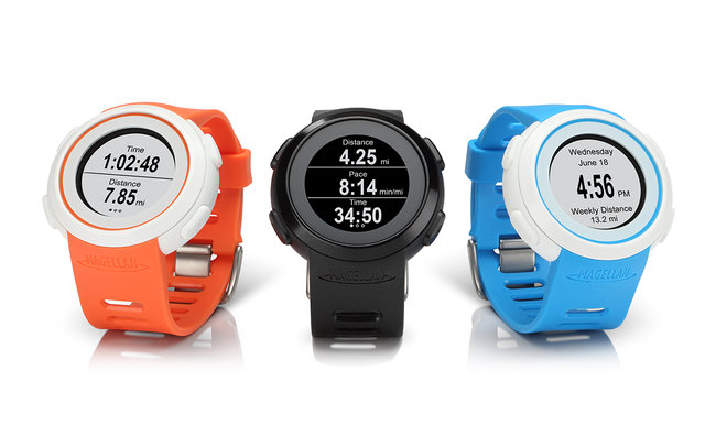 Magellan Echo smart running watch announced, RunKeeper-friendly and more - photo 1