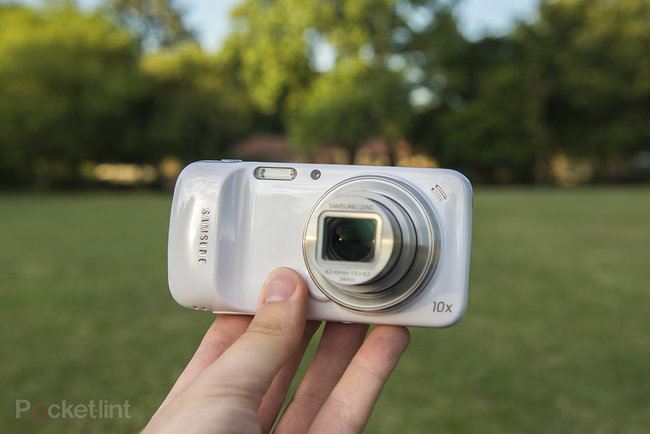 Samsung Galaxy S4 Zoom review - photo 1