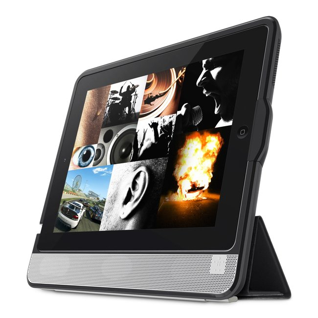 Belkin's Thunderstorm Home Theater case launches for iPad 4 - photo 2